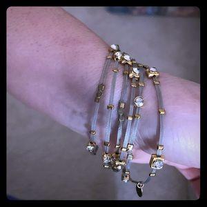 Classic Seasonal Whispers Stacking bracelets